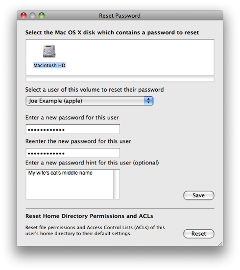Part 1 disable automatic login and set a username and password